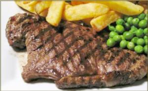 Saturday Night Steak Night (Rose & Crown, Lytchett)