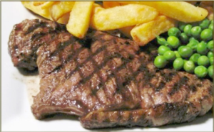 Saturday Night Steak Night (Rose & Crown, Lytchett)