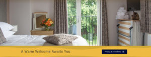 Bed & Breakfast at The Rose & Crown, Lytchett