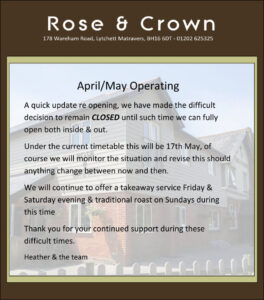RC Reopening